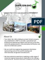 TOSB Company Profile