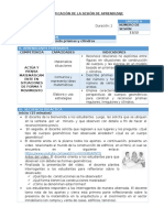 MAT - U6 - 1er Grado - Sesion 11.docx