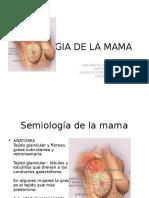 SEMIOLOGIA DE LA MAMA y TORAX.ppt