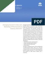 Tcs Life Sciences Whitepaper Pharma-Sales-Marketing
