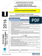 Prova - Tecnico em Assuntos Educacionais - NS - Tipo 1.pdf