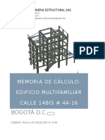Memoria de Calculo y Analis - Base v(0.02)