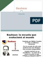 Desarrollo Bauhaus