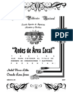 Redes Area Local