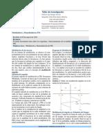 Moduladores y Demoduladores Fm