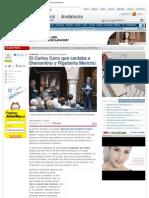 El Carlos Cano que cantaba a Diamantino y Rigoberta Menchú   Andalucía   elmundo.es