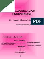 ANTICOAGULACION ENDOVENOSA (1)