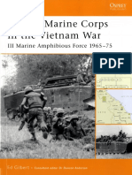 Osprey - Battle Orders 019 - The US Marine Corps in the Vietnam War