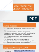 Chapter 2 History of Management Thought-ppt(1)