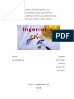 Trabajo sobre ingenieria civil