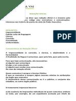 Redação Oficial - Aula Única - Apostila.pdf