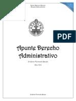 derecho administrativo 2014