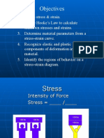 Stress & Strains