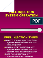 FTL 10 Fuel Injection System Operation Service