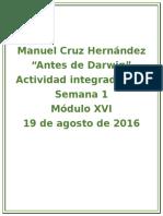 CruzHernandez Manuel M16S1 AntesdeDarwin