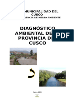 Diagnostico Ambiental Cusco Mejorado