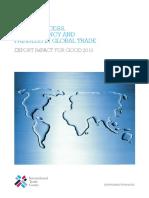 Acceso Al Mercado,Transparencia y Precio Justo en El Comercio Global