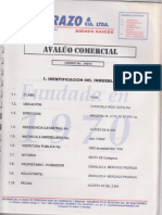 Avaluo Comercial m6 l3