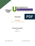 Requisitos Del Terapeuta Bioenergético. Uv-A3