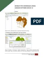 Tutorial Pembuatan Peta Lereng_baru