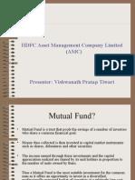 presentation on hdfc mutual fund