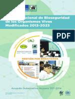 Politica Nacional de Bioseguridad de Los Organismos Vivos