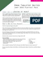 PTU 1.05 - February 2016 Playtest Packet