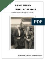 Hall, Frank Tinley and Wisdom, Ethel