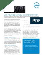 Dell PowerEdge RAID Controller H730P