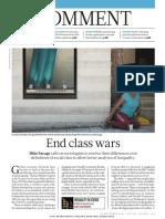 End Class Wars