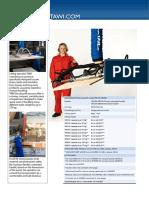 Datasheet VacuEasylift Sheet Lifter