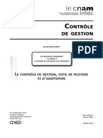 (Collection DCG Intec 2013-2014) Marc RIQUIN, Olivier VIDAL-UE 121 Controle de Gestion Série 4-Cnam Intec (2013)