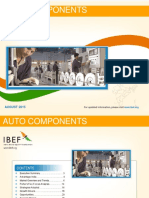 Auto Components - August 2015