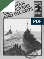 German Destroyers And Escorts-WW2 Photo Album.pdf
