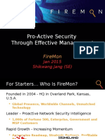 Pro-Active Security Through Effective Management_Jan2015