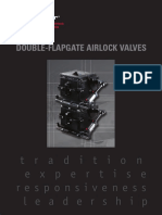Double Flap Gate Valves