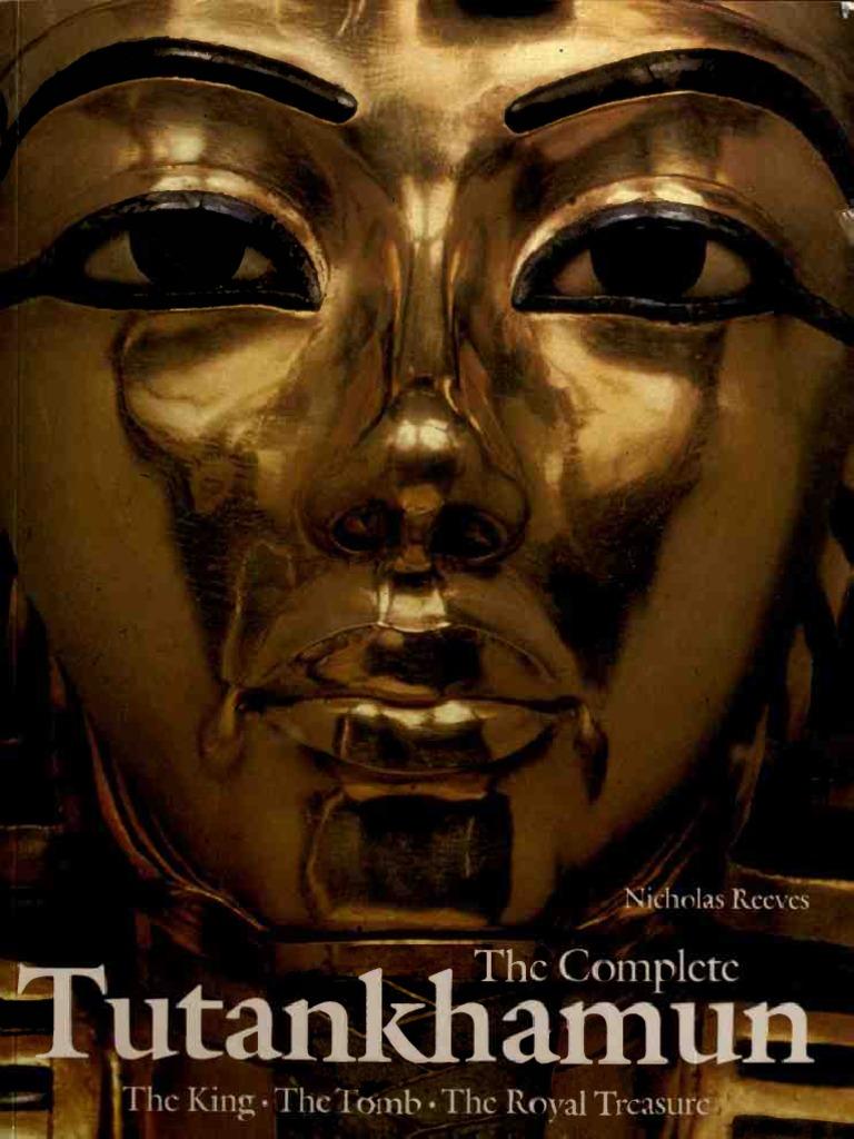 Nicholas reeves the complete tutankhamunpdf tutankhamun akhenaten fandeluxe Gallery