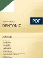 DENTONIC Tooth Powder