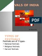 Festivals of India 2