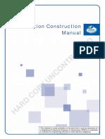 NI000401R122 Subs Construction Manual