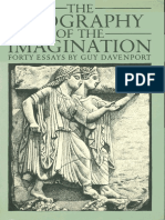 Guy Davenport-The Geography of the Imagination_ Forty Essays (Nonpareil Book, 78) -David R Godine (1997)