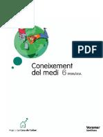 Coneixement Del Medi 6 Llibre
