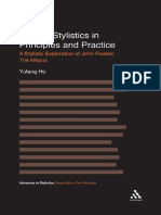 (Advances in Stylistics) Yufang Ho-Corpus Stylistics in Principles and Practice_ A Stylistic Exploration of John Fowles' The Magus-Bloomsbury Academic (2011).pdf