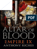 Altar of Blood_ Empire IX - Anthony Riches.epub