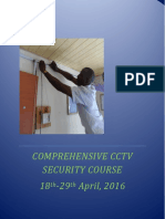 Comprehensive CCTV Course Outline_2016