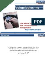 A.covarrubias OTMMobileFunctionality