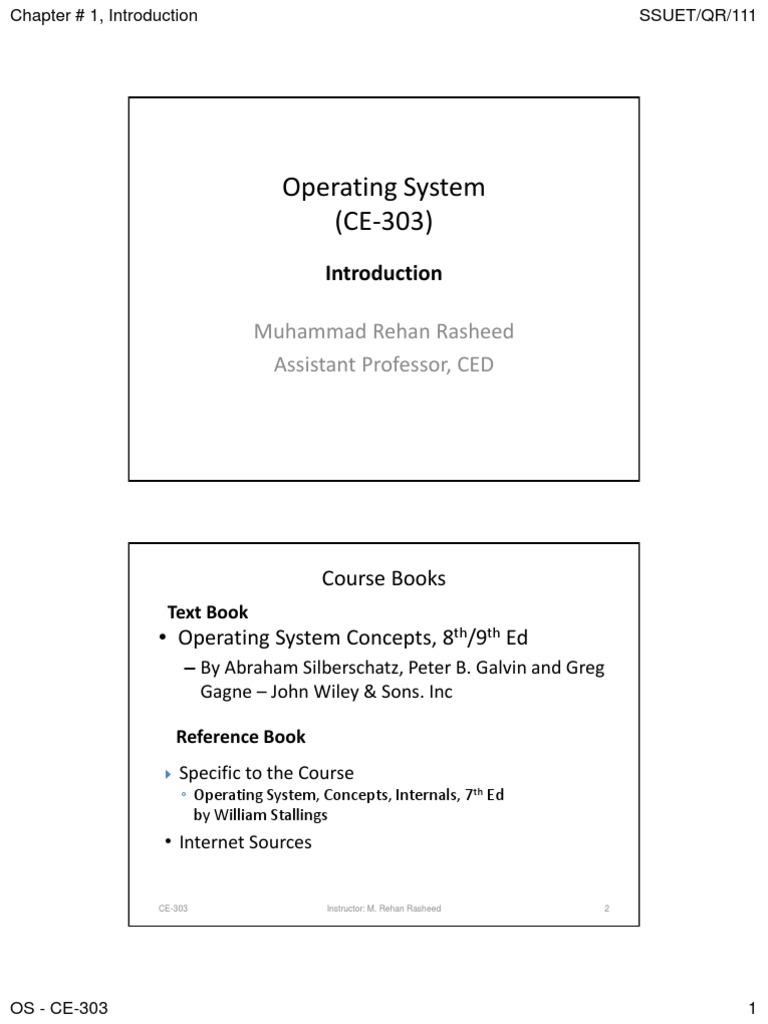 Operating System Concepts 8th Edition Abraham Silberschatz Pdf