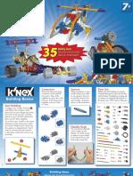 KNEX 521 - Super Value Tub