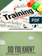 Business Training Needs Analysis Toolkit