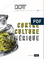 SHOOT #1 - Contre Culture Numerique - Septembre 2016